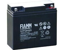 Batteria AGM ricaricabile FIAMM 12 V 18 A 12FGH65
