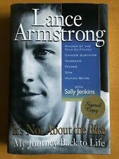 Its Not about the Bike: My Journey Back to Life by Lance Armstrong, Sally Jenki