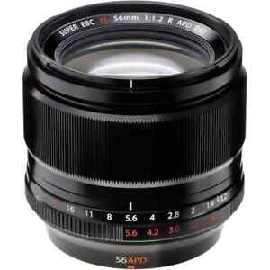 Fujifilm - XF 56mm f/1.2 R APD Lens