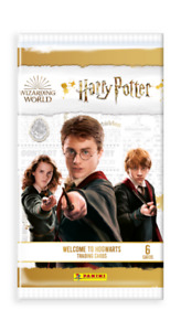 Harry Potter Trading Cards Booster Pack - 6 Cards - Panini