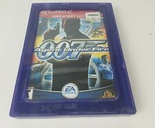 Brand NEW - 007 Agent Under Fire PlayStation 2 PS2 Game  - Double Sealed !