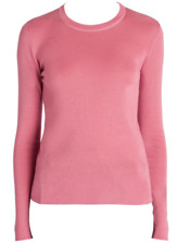 Prada Ribbed Cashmere Sweater Color -Pink-SIZE: 46-NWT