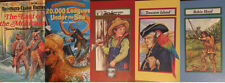 Classic stories Last of Mohicans Tom Sawyer Robin Hood 20000 leagues Robin Hood