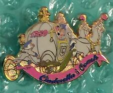 Disney Ds - 100 Years of Dreams #93 Cinderella's Coach Le pin Imc