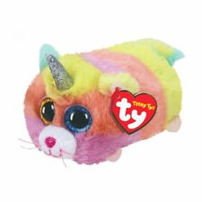 Ty 41256 Heather Cuddly Toy Multicoloured