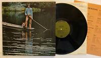 James Taylor - One Man Dog - 1972 US 1st Press LYRICS (EX) Ultrasonic Clean