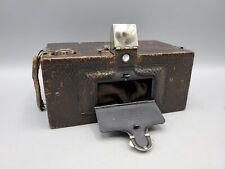 Antique 1900s Eastman Kodak No.1 Panoram Panoramic Film Camera - *Parts/Display*