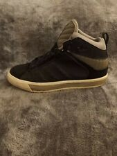Adidas Freemont Mid Top Trainers Black/Grey Size 9