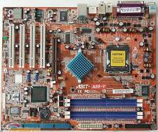 ABIT AS8-V , LGA775 Socket, Intel Motherboard