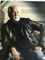 Kenny Rogers Autographed 8 X 10 Photo COA Certified Photo