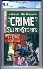 Crime Suspenstories #14 - CGC 9.8 (NM/M) 1996 - 1950s EC Reprints