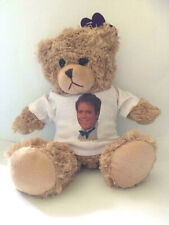 More details for cliff richard 8 inch very cuddly teddy bear col