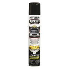 RUST-OLEUM 340455 Truck Bed Coating,Black,Textured,24 oz.