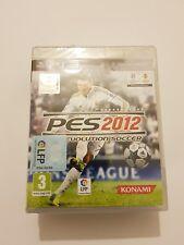 Pro Evolution Soccer 2012 PES 2012 pal España Ps3 nuevo y sellado de fabrica
