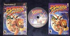 3DO Portal Runner PS2 Complete.  PlayStation 2