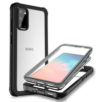 For Samsung Galaxy S20 S10 Note 10 Plus Full Body Shockproof Phone Case Cover