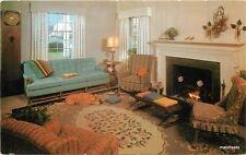 1950s Early American Abberdeen Furniture Advertising Hannau postcard 7962