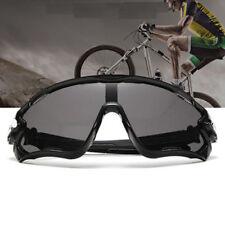 Lunettes de soleil et masques multicolores pour cyclisme et vélos, pour homme