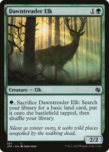 Dawntreader Elk -- Magic the Gathering -- M/NM -- MTG -- Jumpstart