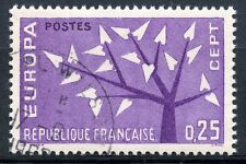 STAMP / TIMBRE FRANCE OBLITERE N° 1358 EUROPA