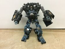 Transformers DOTM Dark Of The Moon Leader Class Ironhide Incomplete! See Pics!