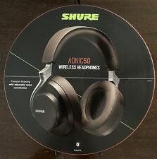 Shure AONIC50 Premium Wireless Bluetooth Headphone - Brown
