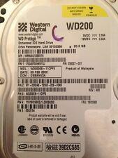 WESTERN DIGITAL WD200EB-11CPF0 20GB IDE PCB BOARD ONLY (2060-001113-001)