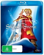 NEW The Sword in the Stone (Blu-ray)