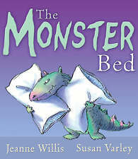 Monster Bed, The,Willis, Jeanne,New Book mon0000111766