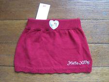 Hello Kitty Bébé Tricot Jupe SANRIO 2-4 mois neuf