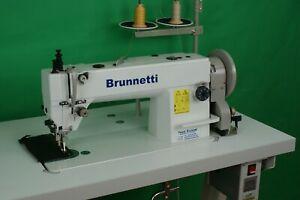 Polstermaschine Ledermaschine leiser 230V Motor Brunnetti