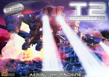 Terminator 2 Aerial HK Hunter Killer Machine CHROME 1:32 Model Kit Pegasus 9216