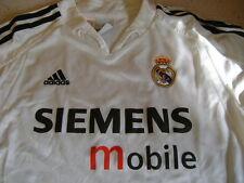 Real Madrid shirt jersey adidas 152cm vintage 2004/5