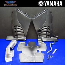 NEW OEM YAMAHA GRIZZLY 660 KIT SIDE COVER LEFT RIGHT HEAT SHIELD 90891-60100