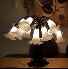 Art Glass Table Lamp Products For Sale Ebay