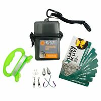 UST Fire Starting Water-Resistant and Durable Emergency Outdoor Learn /& Live Kit