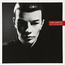 KARL BARTOS - OFF THE RECORD  VINYL LP + CD NEU