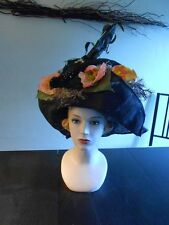 OVERSIZED WITCHES HARVEST SPOOKY WITCH HAT RARE