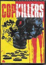Cop Killers (DVD) New & Sealed Shriek Show 1977 Rick Baker FX!