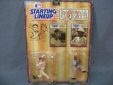 1989 Starting Lineup Baseball Greats Stan Musial Bob Gibson Kenner SLU Figure 02