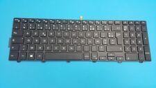 Keyboard Fr Dell Inspiron 15 3000 3541 5000 5542 08K8Y0 Latitude 15-3000 Backlit