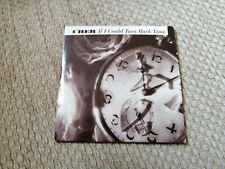 """Cher - If I could turn back time - 3"""" CD single"""