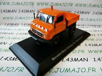 DDR12N camion 1/43 test Allemagne UNIMOG MERCEDES BENZ Unimog U 32 Baureihe 411