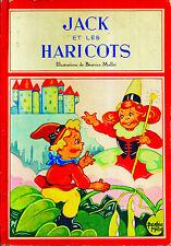 JACK et les HARICOTS, illustré par Béatrice Mallet, S.I.R.E.C. 1950