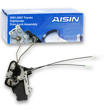 AISIN Front Left Door Lock Assembly for 2001-2007 Toyota Highlander - Latch jp