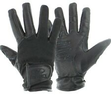 Highlander Mens Leather Polyester Tactical Special Ops Gloves M 5034358271374 Medium