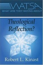 What Are They Saying about Theological Reflection? (Paperback or Softback)