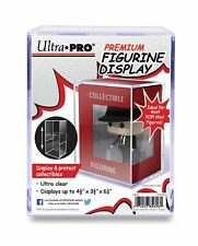Ultra Pro Premium Clear Figurine Display Case Protect Pop Figures Hard Plastic
