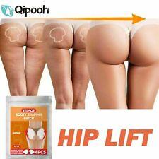 Qipooh 4Pcs/Set Pro Butt-Lift Shaping Patch Set Hot 4Pcs