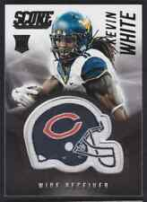 2015 SCORE NFL DRAFT KEVIN WHITE RC PATCH BEARS #16